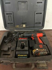 Snap On 1 2 Cordless Impact Gun 18v