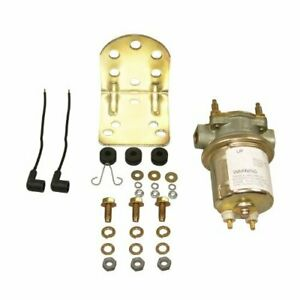 Airtex E84389 Electric Fuel Pump Universal In Line Fits Marine Rotary Engines