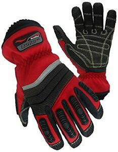 Cestus Hm Barrier R 4032 2xl Extrication Glove 2x large 12 Red Pair