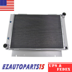 3 Row Aluminum Radiator For 1960 1961 1962 1963 Ford Galaxie 500xl 3 3 7 0 V8 L6