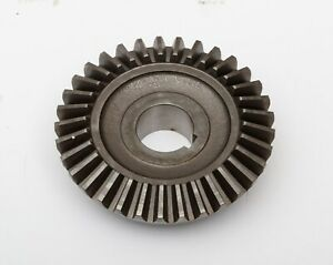 86539154 Aftermarket Cnh New Holland Crown Gear For Bevel Gearbox 1431 Discbine