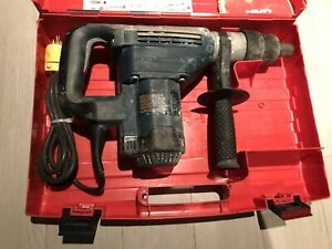 Bosch Hammer Drill 11247 In A Hilti Case Free Shipping
