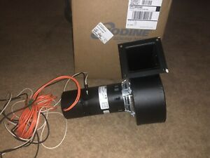 Modine Power Exhaust Assembly 115 Draft Blower
