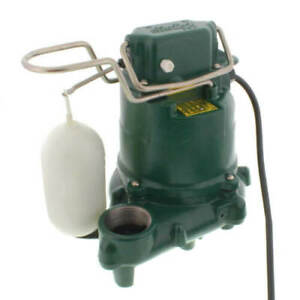 1 3 Hp 115 V Submersible Pump New Open Box