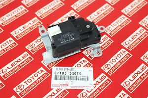 Toyota 4runner 1998 2002 Damper Servo Sub Assembly Oem Genuine 87106 35070