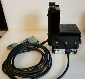 Newport Motorized Xyz Linear Stage 25 Mm Travel 100 Nm Mim Dc Servo Tach