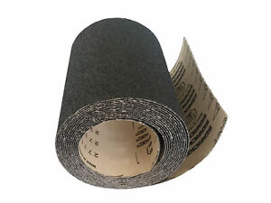 8 X 25 Meters Sandpaper Rolls Heavy Duty Silicon Carbide 16 Grit