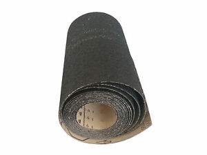 Sandpaper Rolls Silicon Carbide Heavy Duty 12 X 25 Meters 24 Grit