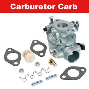 Carburetor Fit For Farmall Tractor A Av B Bn C Super A C 352376r92 354184r93