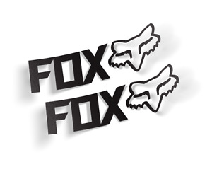 Fox Racing Decal Qty Vinyl Stickers buy 1 Get 2 Free Shipping