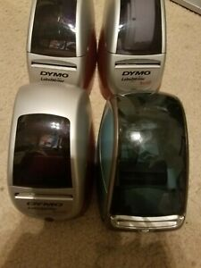 Lot Of 4 Dymo Labelwriters 3 Turbo 330 90884 And 1 Labelwriter 400 93089
