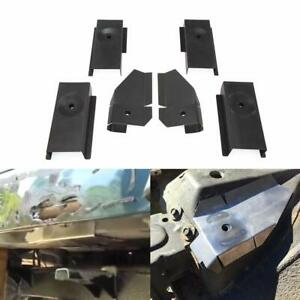 Full Tub Body Mount Repair Kit Front Rear Middle For Jeep Wrangler Tj 1997 2006
