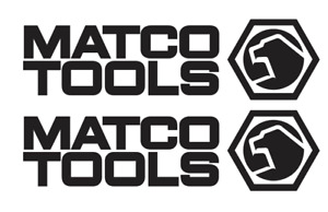 Matco Tools Decal Vinyl Sticker buy 1 Get 2 Free Shipping