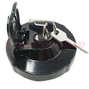 New Locking Fuel Cap With 2 Keys 15521 00500 1552100500 For Takeuchi Equipment