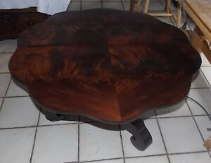 Rosewood Empire Coffee Table Ct109