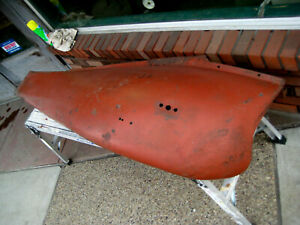 Mgtd Mg Td Right Front Fender