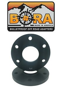 1 2 Bora Wheel Spacers For Ford Ranger 2019 4 Spacers By Bora Usa Made