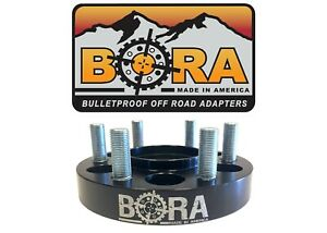 1 00 Bora Wheel Spacers For Ford Ranger 2019 4 Spacers By Bora Usa Made