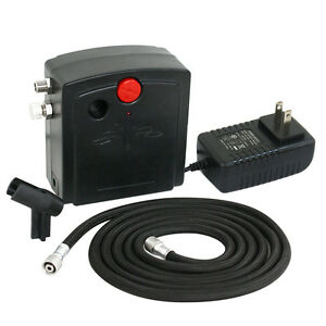 Airbrush Compressor For Commercial Arts Temporary Tattoos Cake Decorating
