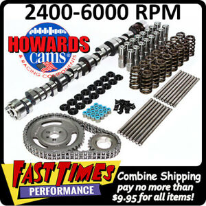 Howards Sbc 305 350 Chevy 286 294 530 545 112 Hyd Roller Camshaft Cam Kit