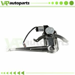 Power Window Regulator For Mazda B2300 B2500 Truck Ford Ranger Front Lh W Motor