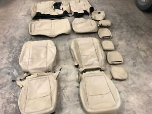 Factory Oem Leather Seat Covers Jeep Wrangler 4 Door Rubicon 2018 2019 2020 Jl