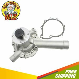 Water Pump Fits 99 00 Mercedes benz C230 2 3l L4 Dohc Supercharged