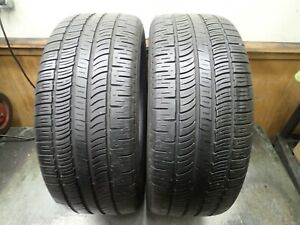 2 275 45 20 110h Pirelli Scorpion Zero Tires 7 32 No Repairs 0818