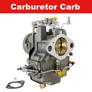 Carburetor Fit For Ford Autolite 1100 1 Barrel 63 69 Mustangs Falcon 170 200 Ci