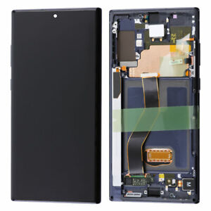 US For Samsung Galaxy Note 10 lite 10 10 Plus LCD Display Touch ScreenFrame OEM $253.43