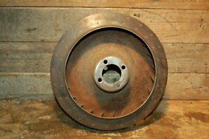 Chevy Corvair Engine Cooling Fan