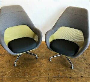 Coalesse Sw_1 High Back Lounge Chair Steelcase Usa Scott Wilson Eames