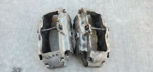 2004 2010 Vw Touareg Porsche Cayenne Brembo Brake Calipers Front Pair Oem
