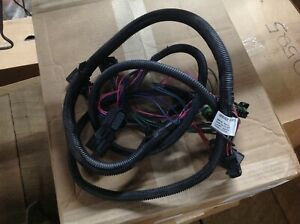 69817 Used Plug in Harness Hb 3 h11 hir2 Lights Western Fisher