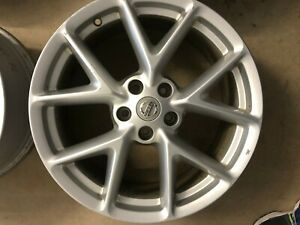 Nissan Maxima 19 19 X 8 Wheel Rim Factory Stock Oem Silver 2009 2010 11 12