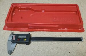 Starrett No 722 Electronic Digital 6 Caliper