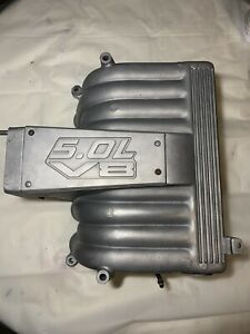Gt40 Upper Lower Intake Manifold Cobra Explorer 302ci 87 93 Mustang