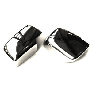 2x side Door Rearview Mirror Cover Trims Car Accessories Fit For Nissan X t B6k9