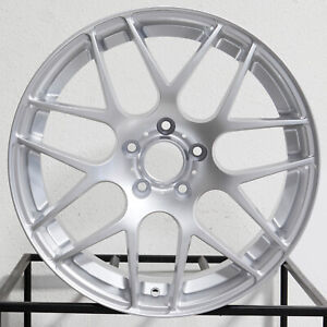 18 Concave Fit P40 Wheels 18x8 5 18x9 5 5x114 3 35 38 Hyper Silver Staggered Ri
