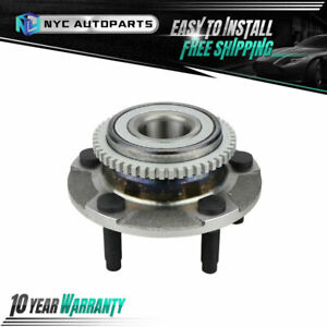 Front Wheel Hub Bearing W Abs For 1994 99 2000 2001 2002 2003 2004 Ford Mustang