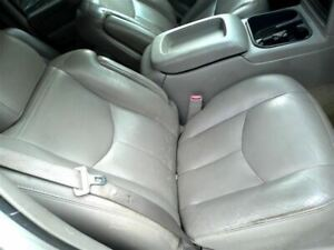 Passenger Front Seat Bucket bench Manual Fits 03 06 Avalanche 1500 632791