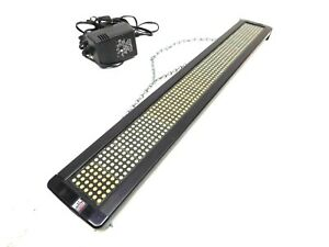 Adaptive Beta Brite Programmable Led Color 25 1 2 Display Sign 213c 1