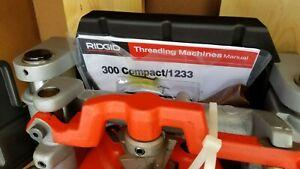 Pickup Only Ridgid 67182 300 Compact Threader No Stand Pickup Only