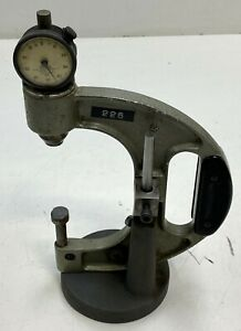Federal Snap Gage 4 W Stand Industrial Laboratory Precise