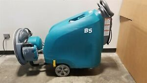 Tennant B5 Battery Operated Walk behind Floor Burnisher 20 Inch Disk Ultra quiet