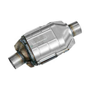 912009 Flowmaster Universal Obdii Ca Catalytic Converter Ss 2 25 In out 14