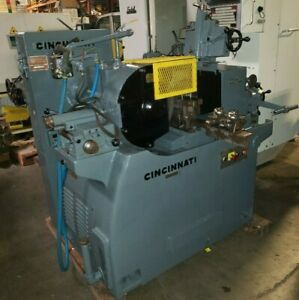 Beautiful Cincinnati 1 Centerless Grinder Lm Serial 1m1h5c 65
