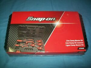New Snap On Lcss600 6 Piece Line Clamp And Stopper Set Sealed