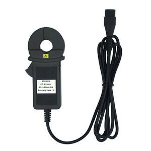Clamp Ac Leakage Current Sensor 0 Ma 20a Ac Power Energy Power Factor Measuring
