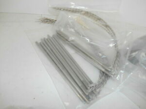 Lot Of 12 2 Wire Heater Probes 1 4 Right Angle